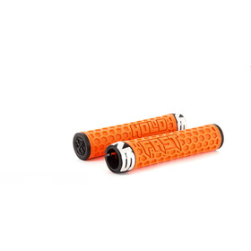 NS Bikes Hold Fast Grips Unlocked, fluo orange
